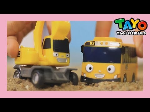 Tayo Poco's flower l Tayo Toys Story l Tayo the Little Bus