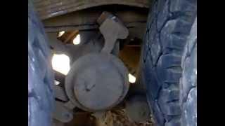 КРАЗ 65032. порвало кріплення ресори смотреть