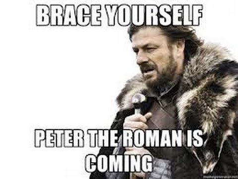 TradCatKnight Mail: Peter the Roman Coming?