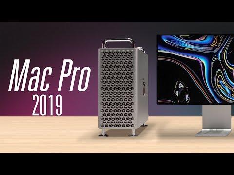 Это — Mac Pro (2019) за 4 миллиона рублей!