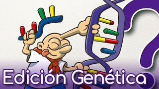 ¿Podemos editar nuestros genes? - CuriosaMente 134