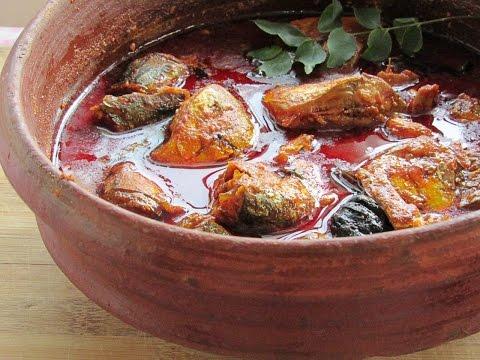 Kottayam Fish Curry  - Meen Vevichathu - Fish Curry With Kudampuli - Kerala Recipes | Nisa Homey