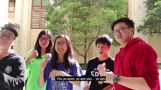 MERAIH BINTANG CHINESE VERSION 心比天高 SMAK St Louis 1 Surabaya 2018