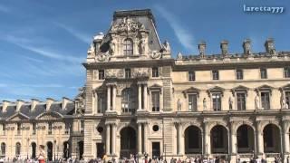 Прогулка по Парижу. Лувр. Сентябрь, 2012(, 2012-09-11T12:42:09.000Z)