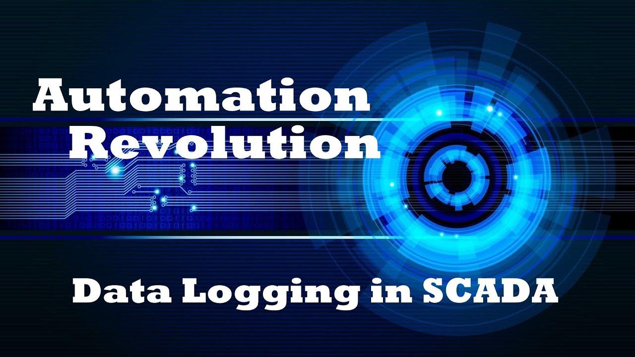 PLC SCADA Tutorial 5: Data logging & Alarm Logging in SCADA