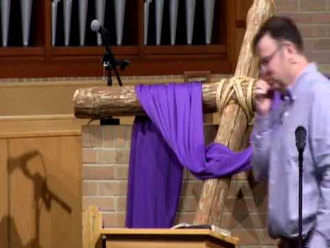 """""""What Do You Love"""" Guest Speaker Rev. Matthew Taylor"""