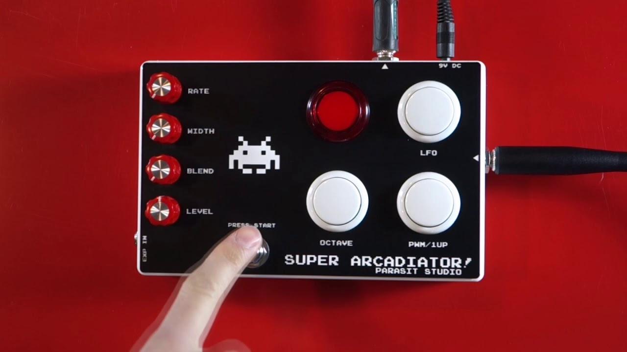 The Super Arcadiator