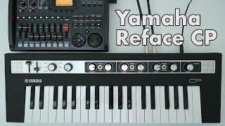 Yamaha Reface CP Keyboard: Sounds, impressions, and hidden mode