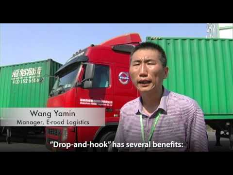 A Faster And Cleaner Way To Transport Goods