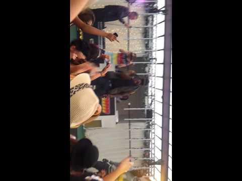 Mc luck dj neat @s2s festival on the pier x