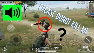 FUNNY MOMENTS IN PUBG MOBILE !!