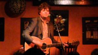 Ron Sexsmith - Me Myself and Wine - LIVE @ The Carleton