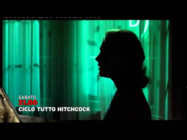 Top Crime Promo tutto Hitchcock