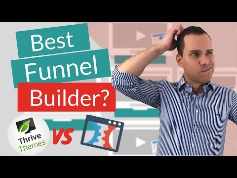 Thrive Themes vs ClickFunnels - Thrive Themes Is Better (Why I Left ClickFunnels)
