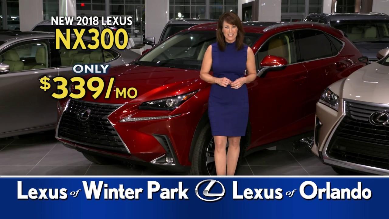 Lexus Of Winter Park And Lexus Of Orlando Lexus NX - Winter park car show 2018