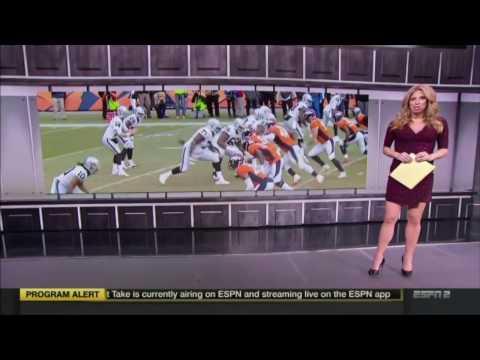 ESPN Leftovers: Sara Walsh, Wendi Nix, Jaymee Sire, Antonietta Collins