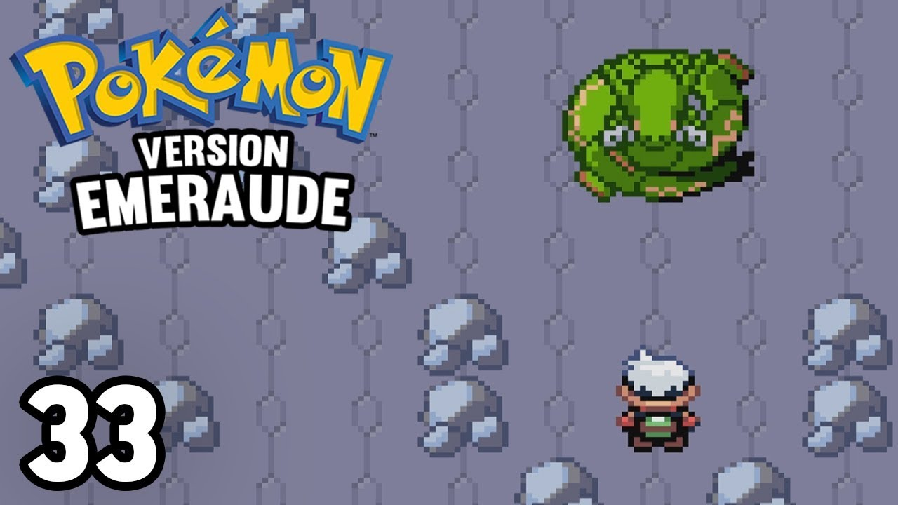 Comment Avoir Rayquaza Dans Pokemon Emeraude