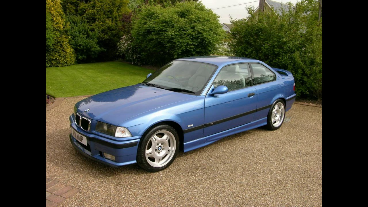 BMW M3 1992 - 1999 E36 SPECIFICATIONS - YouTube
