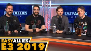 Kinda Funny x Easy Allies - Impressions Day 4.1 - E3 2019