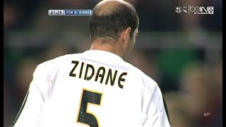 Zinedine Zidane Top 15 Crazy Goals \\ Top 15 Super Skills
