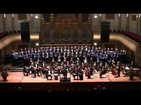 A Child of Our Time 9-10 - Michael Tippett - Concertkoor Haarlem