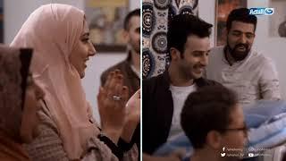 الزفة ج3 الحلقة الأولى - زوجة كسرت البيت ع جوزها ومراته الجديدة