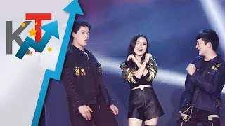 Download Kadenang Ginto stars bring 'The Battle of the Dragon' on the ASAP Natin 'To stage