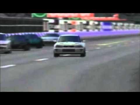 Manic Street Preachers - Everything Must Go (Gran Turismo Music Video)