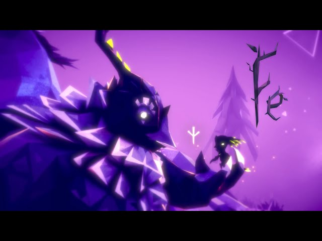 Fe Game Official Launch Trailer - This is Fe