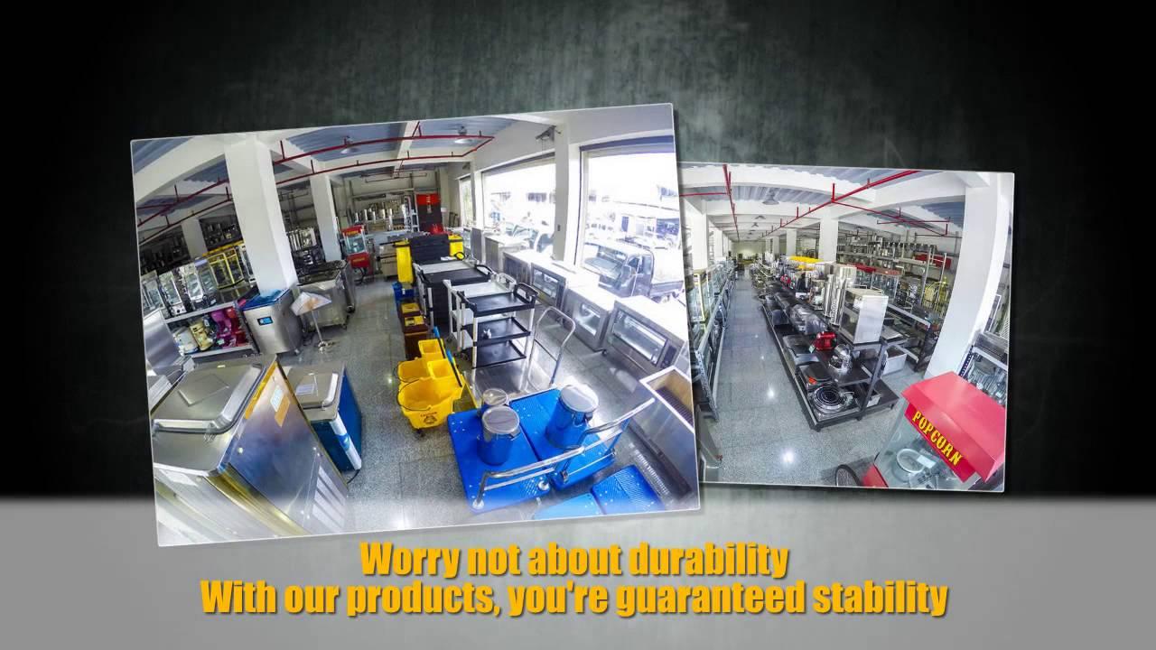 Best Kitchen Equipment Supplier Philippines - YouTube