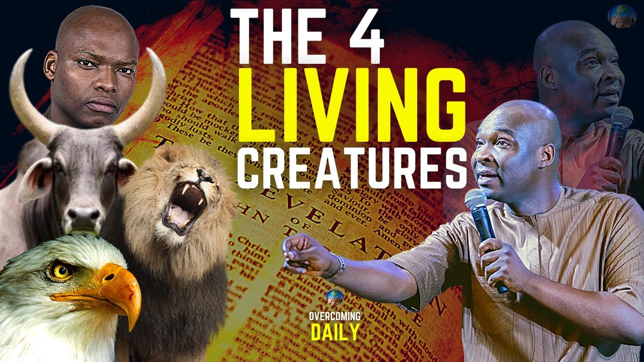 Download LEARN THIS POWERFUL REVELATION FROM THE 4 LIVING CREATURES | APOSTLE JOSHUA SELMAN