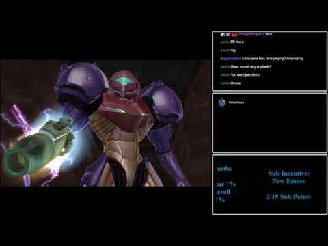 Let's Stream Metroid Prime: Part 5