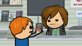Bunker Blaster - Cyanide & Happiness Shorts