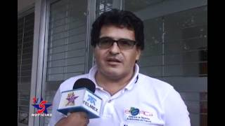 NOTICIAS TV5 1 de agosto 2011 2 entrevista