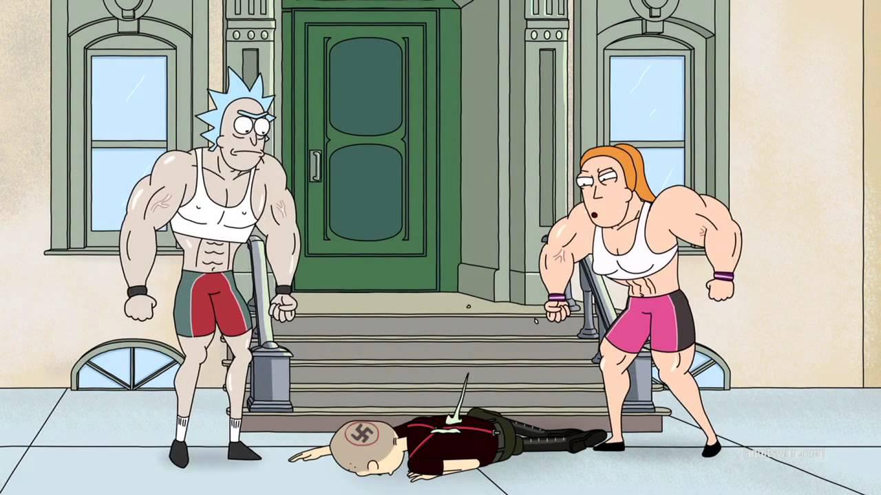 Рик и Морти (1 сезон)