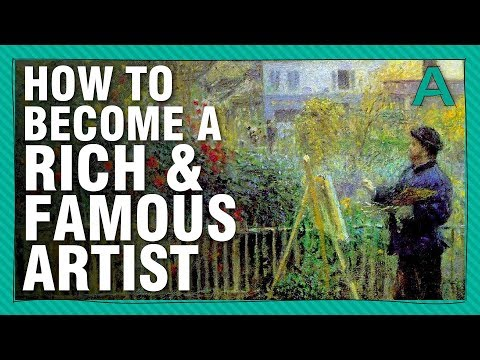 How to Become a Rich & Famous Artist | ARTiculations
