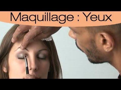 tutoriel maquillage pour yeux clairs verts gris bleus wmv popfilm. Black Bedroom Furniture Sets. Home Design Ideas