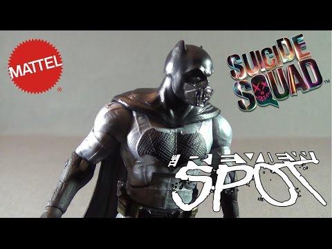 Toy Spot - Mattel DC Comics Multiverse Suicide Squad Batman Figure