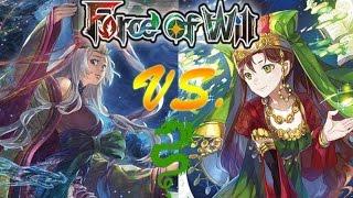 "Force of Will (TCG) Feature Match: GUW Scheherazade vs. ""Bunny Hop Control"" Kaguya 1.0"