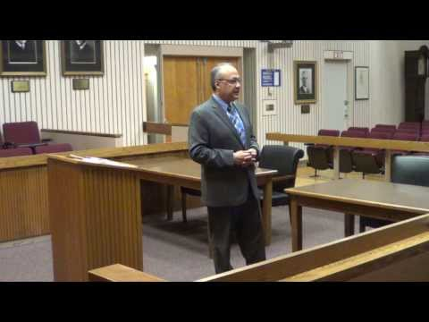 Evidence Overview Lecture - Boston University School of Law Trial Advocacy Program/Mock Trial Team
