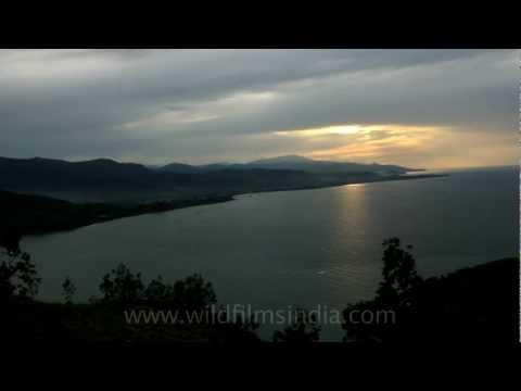 Dili, capital of East Timor