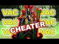 Dota 2 Cheaters - Rubick uses DISABLE HACK + Auto Stacking!