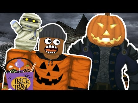 roblox halloween