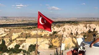 Göreme#ürgüp#kapadokya#cappadokya# gezı#ümitcan#alexalejandro ekıp'i