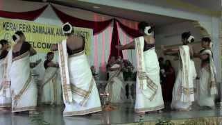 Kaikottikali ::: Onam 2012 ::: Keraleeya Samajam, Andheri (West)