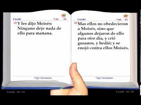 La Santa Biblia Hablada - Exodo Capítulo...
