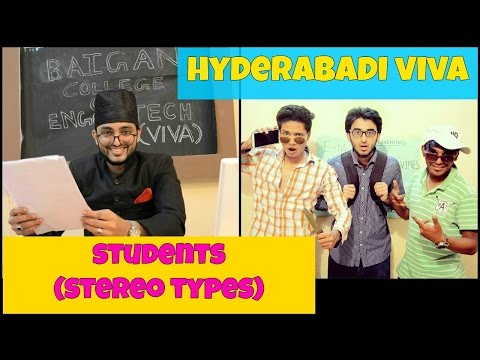 The Viva l Hyderabadi Engineering Students l Short Comedy Film