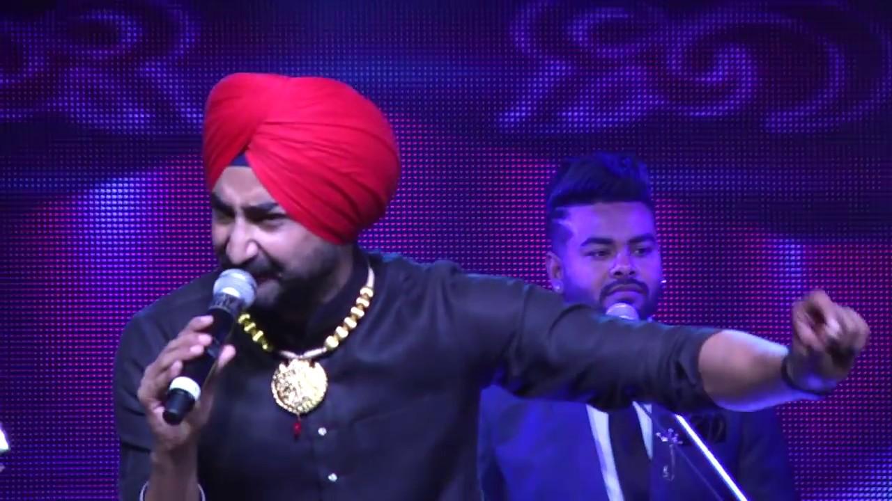 Download Ranjit Bawa Live Concert in Mumbai Lohri 2K18 Celebrate Full Show