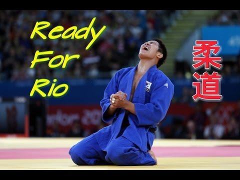 READY FOR RIO - 柔道JudoWorld