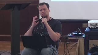 Lightning Talks: Personal Wİki — James Sacksteder